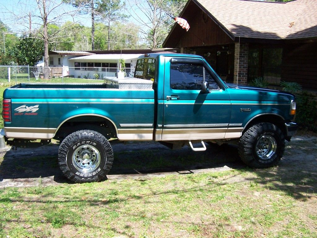 Image result for 1996 ford f150 4x4 extended cab