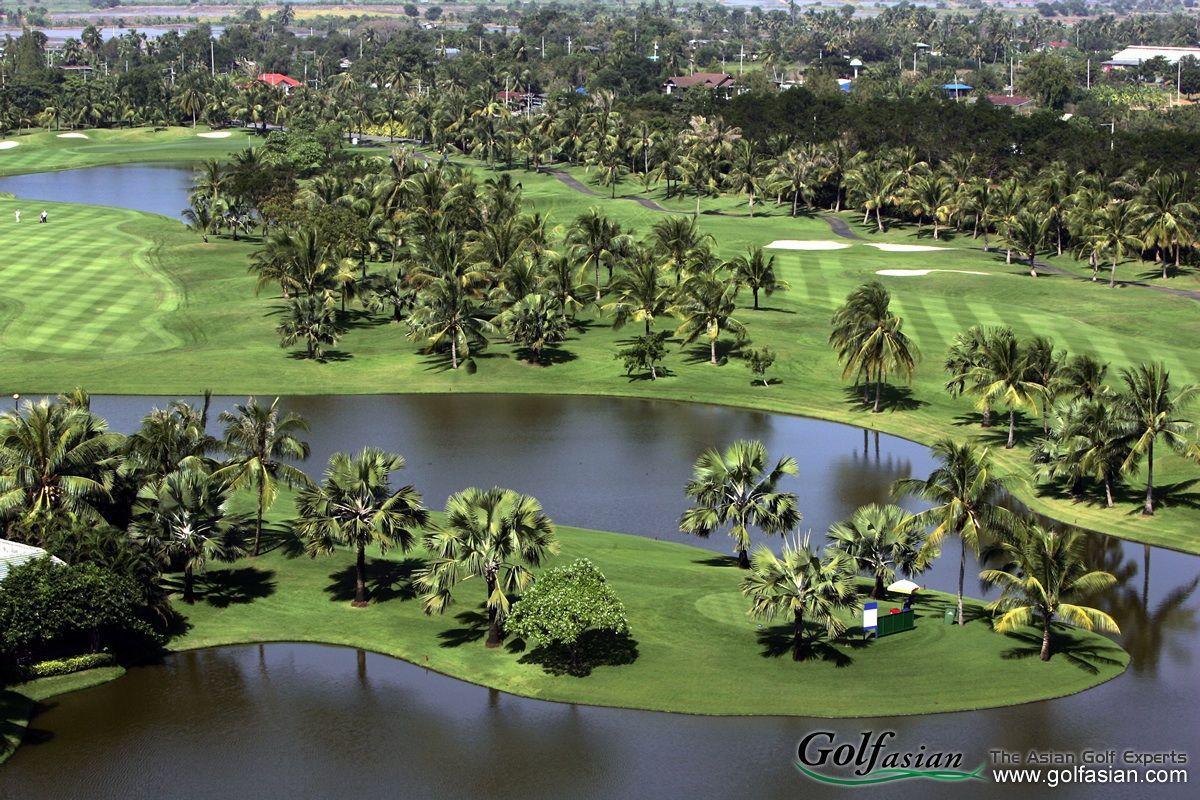 Course Review Thai Country Club Bangkok Thailand Golf Golf Courses Bangkok