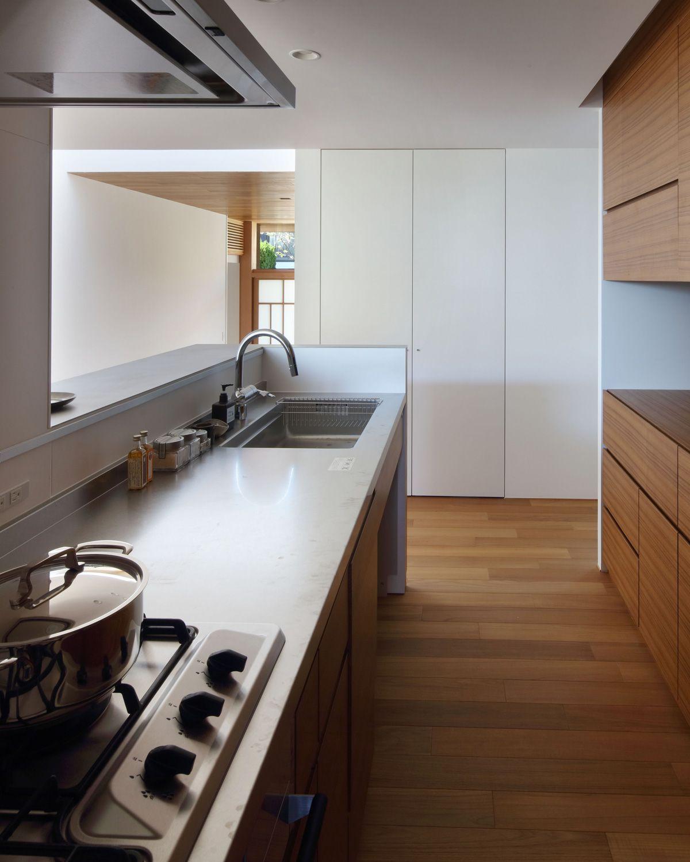 キッチン ネイエ設計 リビング キッチン キッチンデザイン キッチン