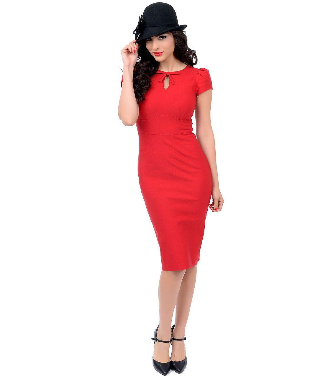 1940s Style Dresses, Fashion & Clothing. Stop StaringPin ...