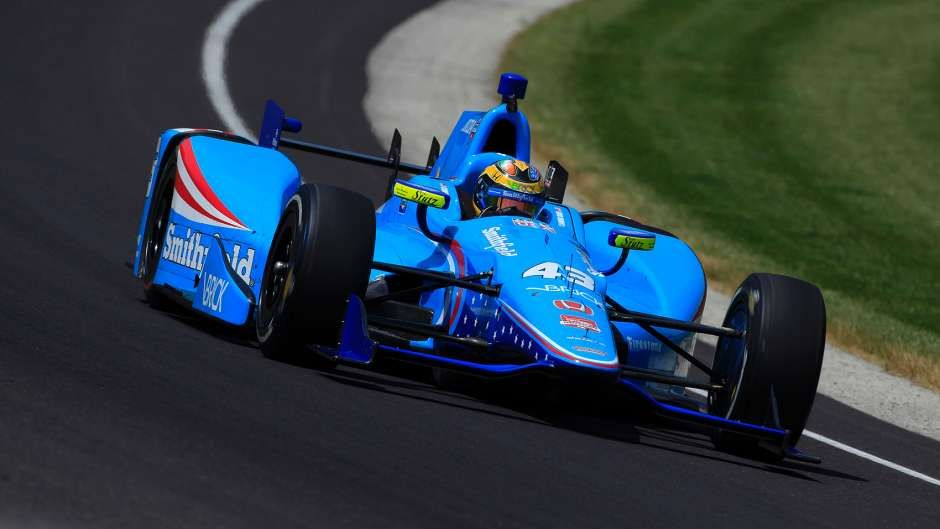 (43) Conor Daly - Noblesville, Indiana, 25th --- The starting lineup for the 2015 Indianapolis 500 in photos | FOX Sports