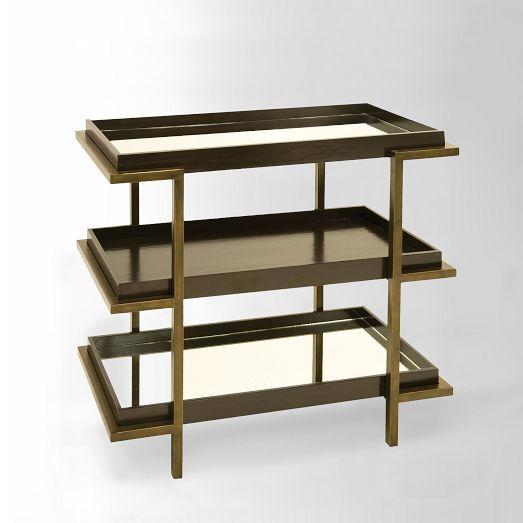 gorg etagere bar glam picks for the home pinterest. Black Bedroom Furniture Sets. Home Design Ideas