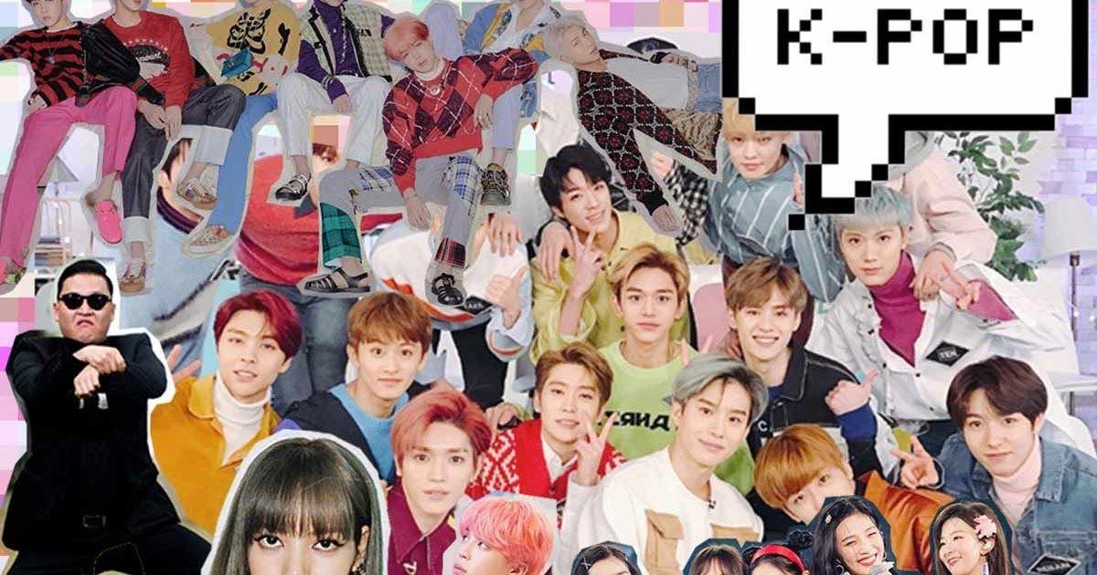 Top Ten Apps Every K Pop Fans Should Use Music Streaming App Kpop Popular Music