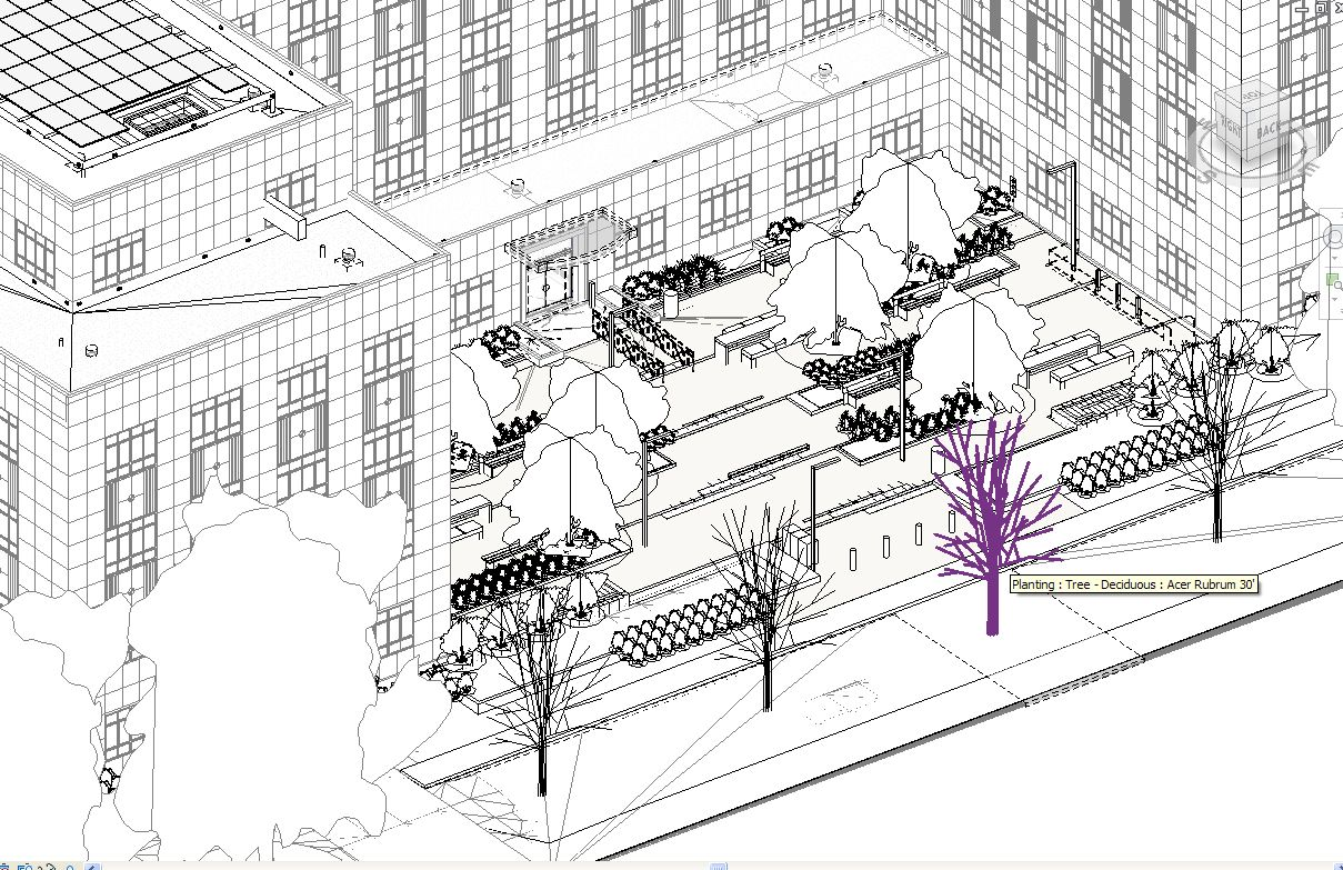 GreenWorks completes first BIM (Building information Modeling) project, using Autodesk's Revit® Architecture