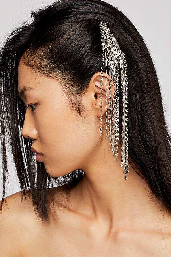 Chain Hair Comb