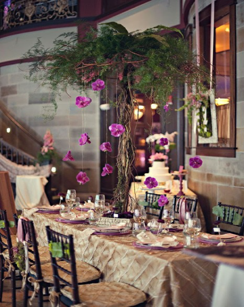 Photobucket/ table decor