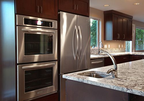 An Efficient Kitchen Layout Can Help Streamline Food Prep In Your Entrancing Designed Kitchen Appliances Design Ideas