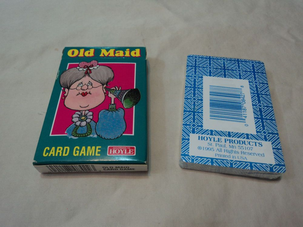how to play old maid card game melissa and doug