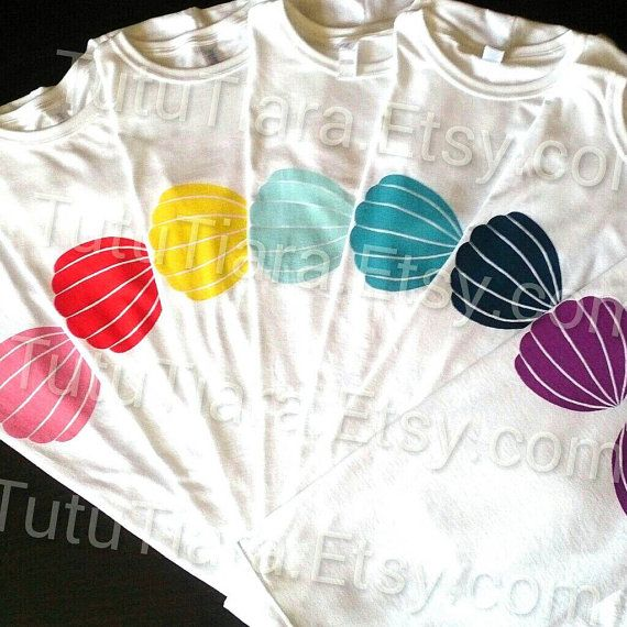 a71cbe0c7a79f Little Mermaid Shirt
