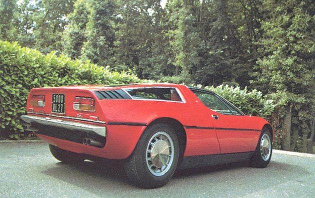 Pin by Marcelo Bernardo II on Italian cars   Maserati bora ...
