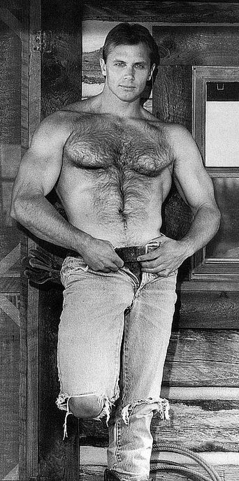 All vintage hot hairy men