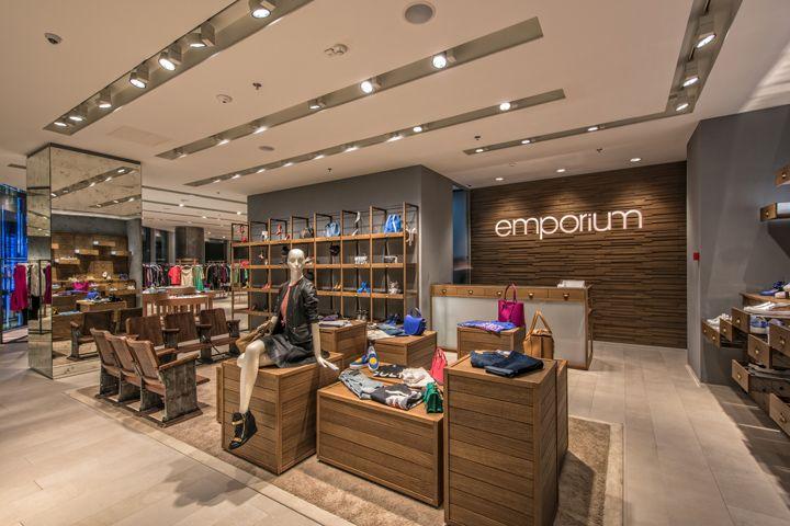 Emporium Young Store By Garde Italy Baku Azerbaijan Retail Design Blog Store Design Retail Design Retail Design Blog