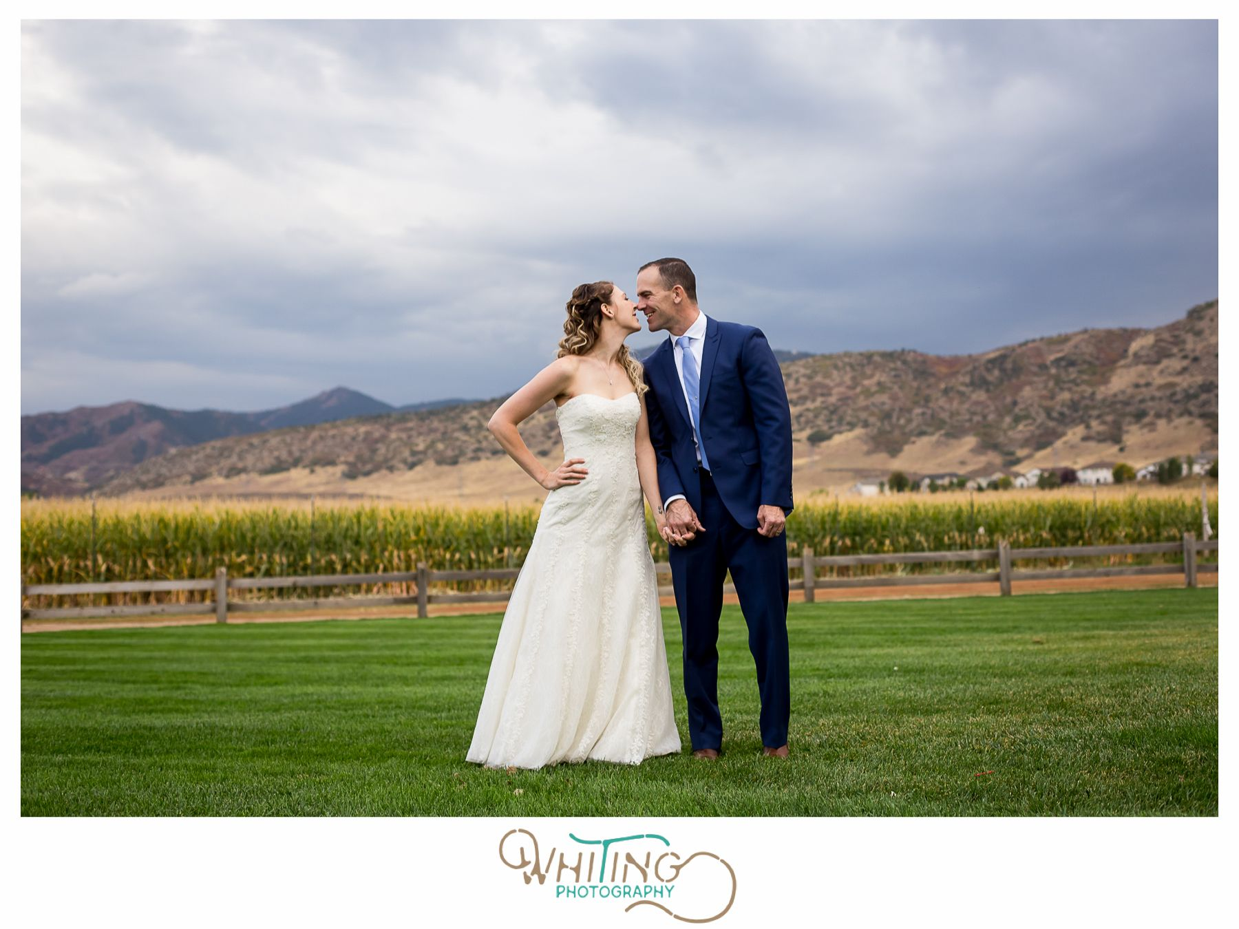 Denver Estes Park Colorado Wedding Photos