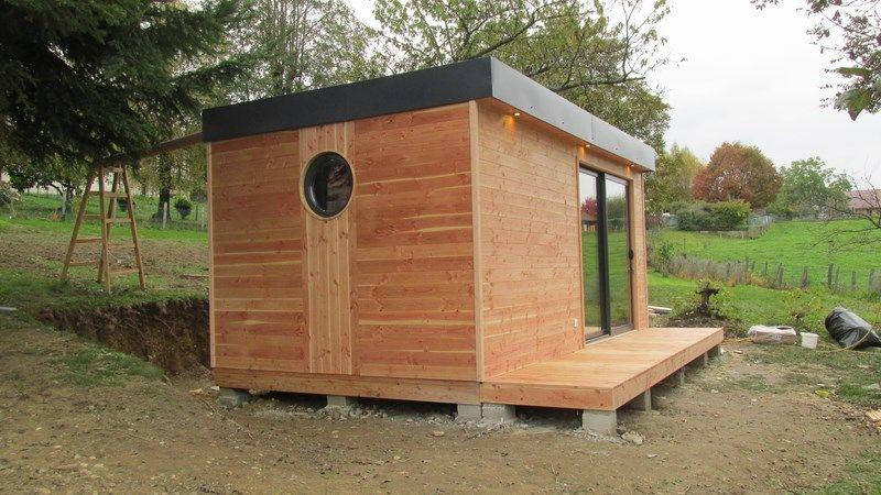 Fabricant de chalet en bois et hébergement insolite   Studio de ...