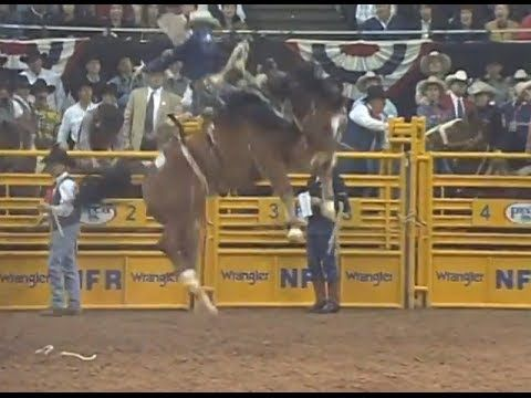 Billy Etbauer vs Blood Brother - 01 NFR, Rd 9 (89 pts)