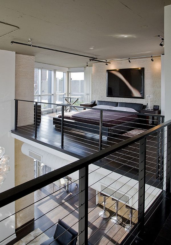 loft bedroom designs. Creative Loft Bedroom Ideas Hold a Certain Fascination