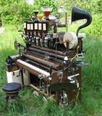 #004 ❘ Le pianocktail ❘ L'Écume des jours  ❘ Boris Vian ❘ 1946 [extrait]
