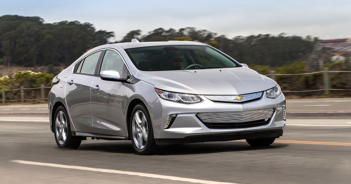 2016 Chevrolet Volt The Revolution Will Be Electrified Chevy