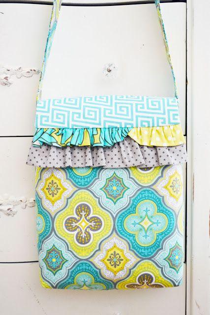 Craft Sew Create: Smarty Girl Bag