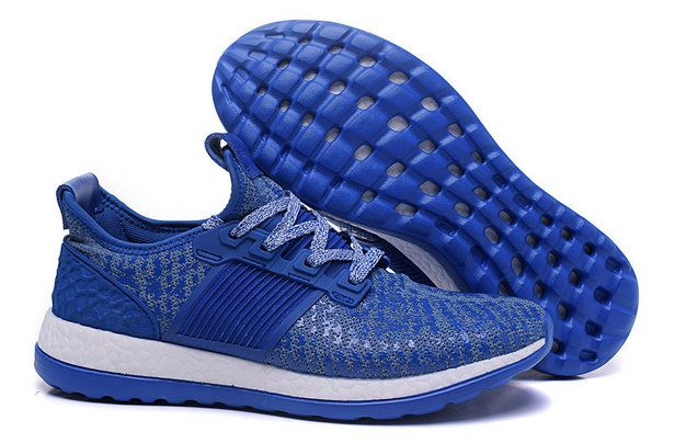 adidas Pure Boost 2016-2017 Royal Blue UK Trainers 2017/Running Shoes 2017