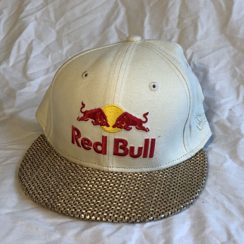 333c01169f4d94 RED BULL White SnapBack Athlete Hat #fashion #clothing #shoes #accessories  #mensaccessories #hats (ebay link)