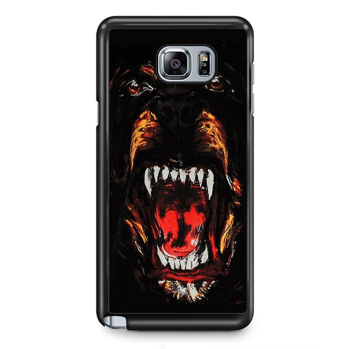 RottweilerPhonecase Cover Case For Samsung Galaxy Note 2 Samsung Galaxy Note 3 Samsung Galaxy Note 4 Samsung Galaxy Note 5 Samsung Galaxy Note Edge