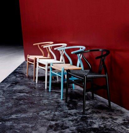The Y Chair By Carl Hansen Son Wishbone Chair Chair Furniture