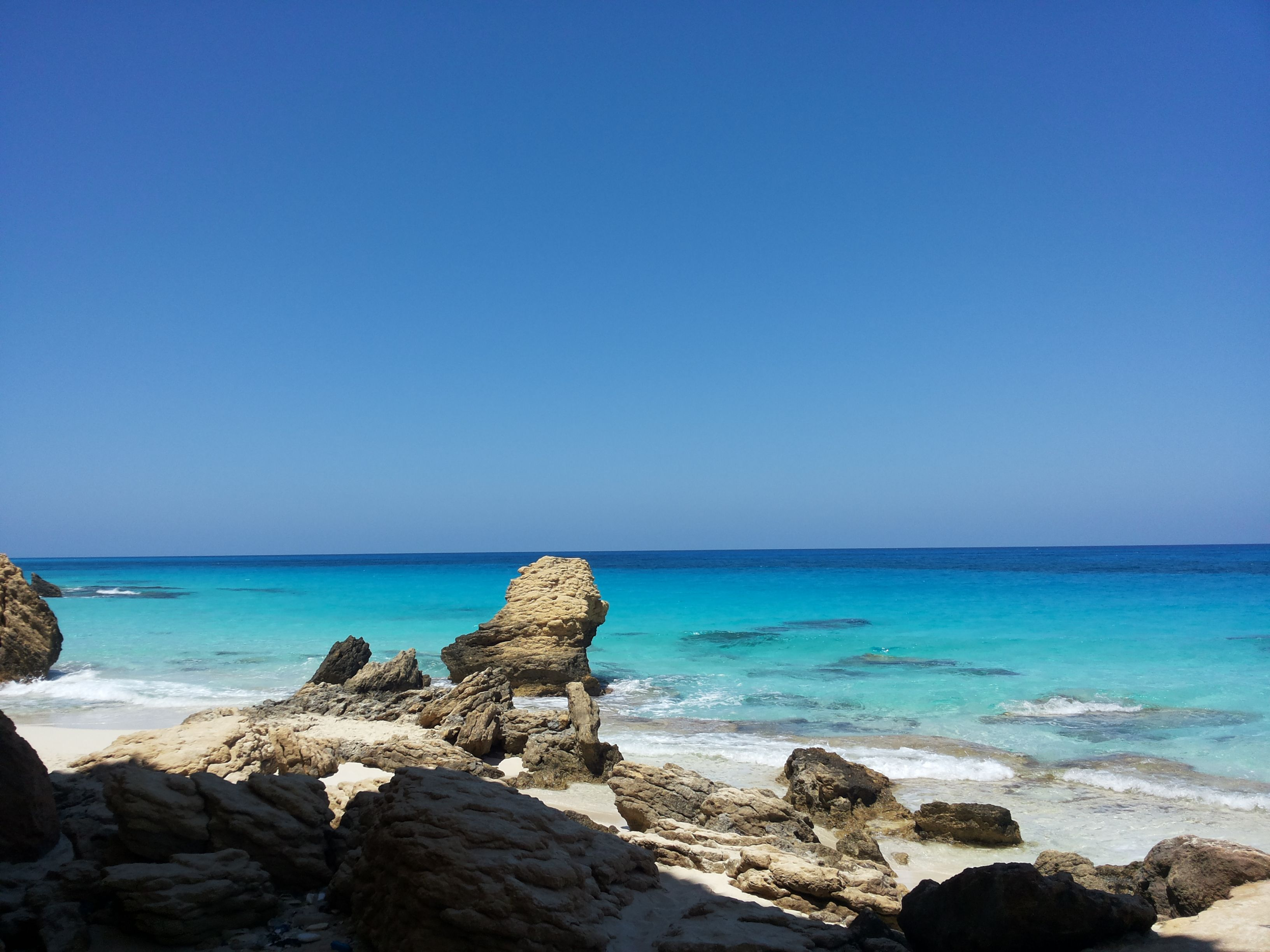 Marsa Matruh, summer 2013