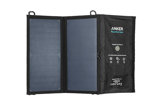 The Best Portable Solar Battery Charger Solar Battery Charger