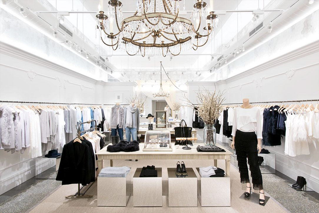 Decor Trends With Images Store Interiors Retail Store