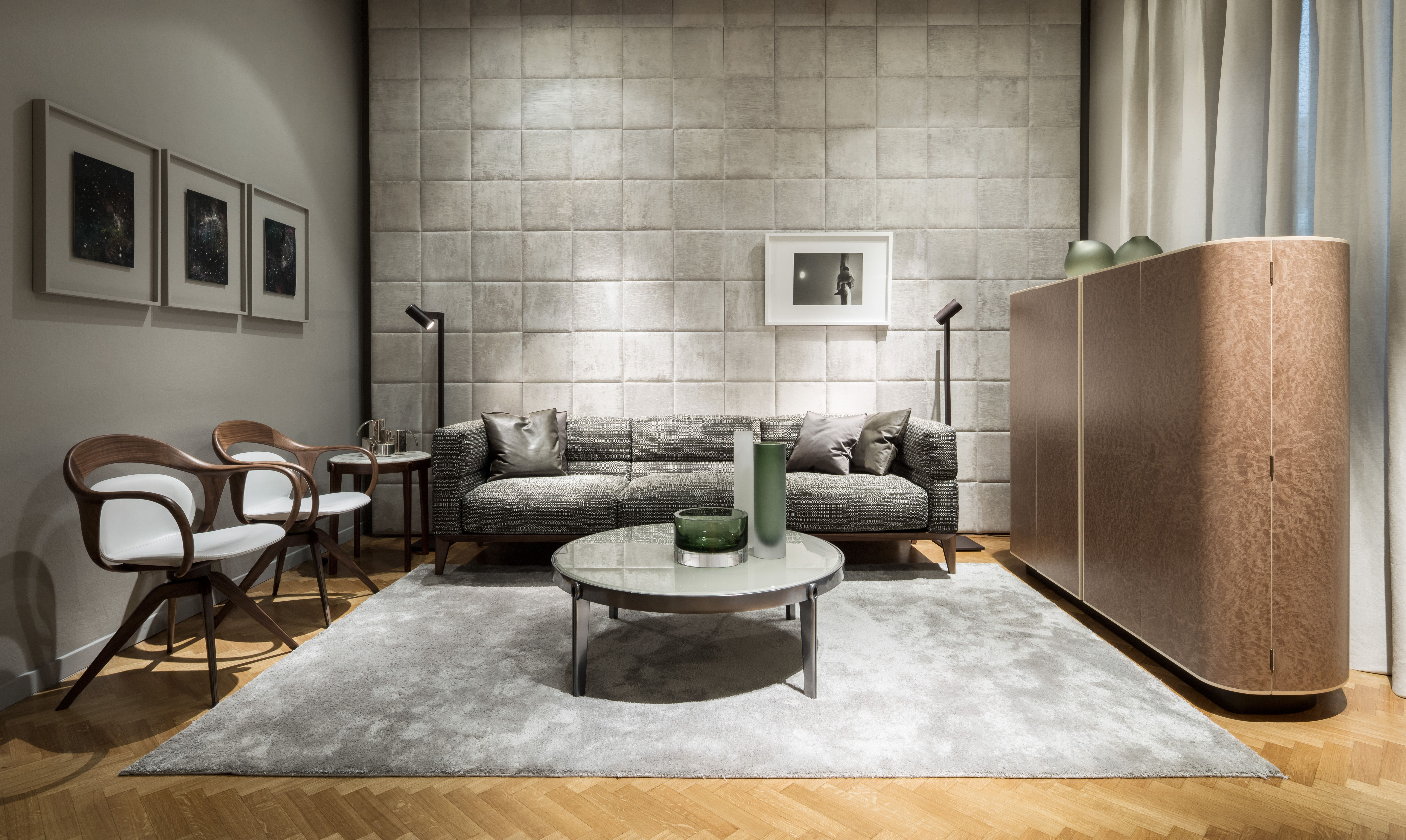 Find out Living Area. interior