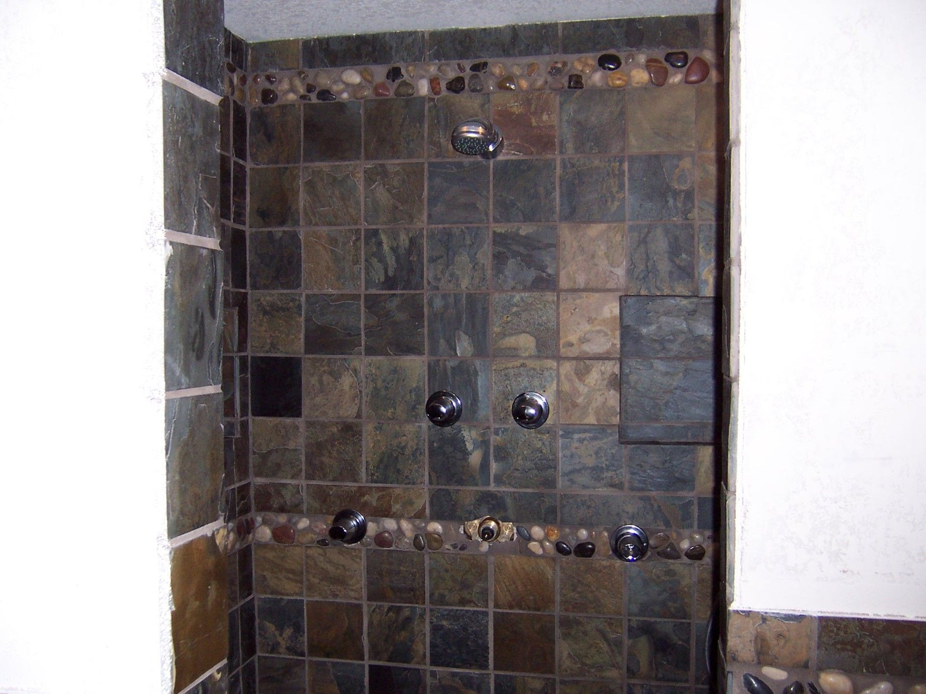 slate-bath-10 | slate bathroom, slate shower and slate