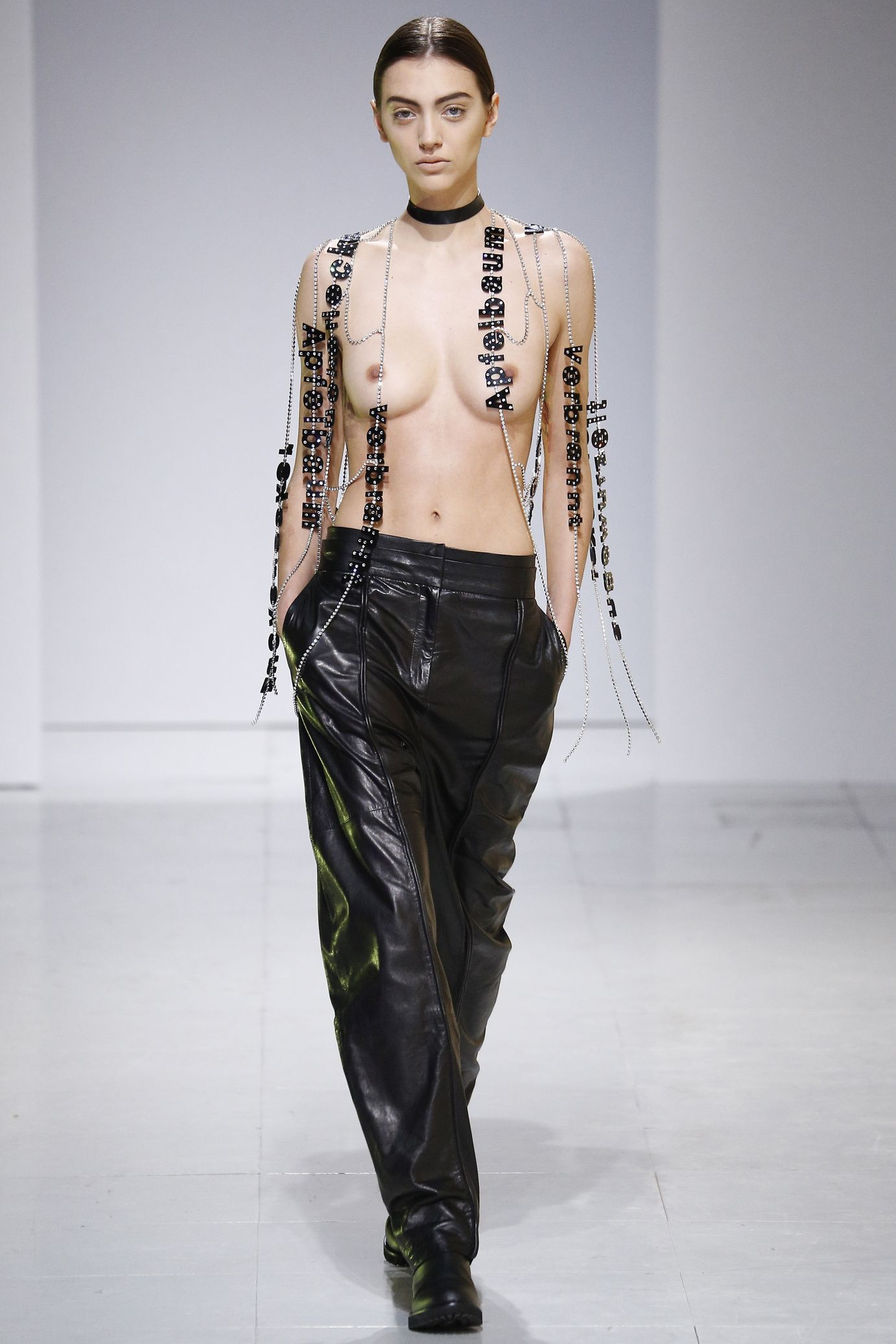 To acquire Chalayans hussein models took shower runway picture trends