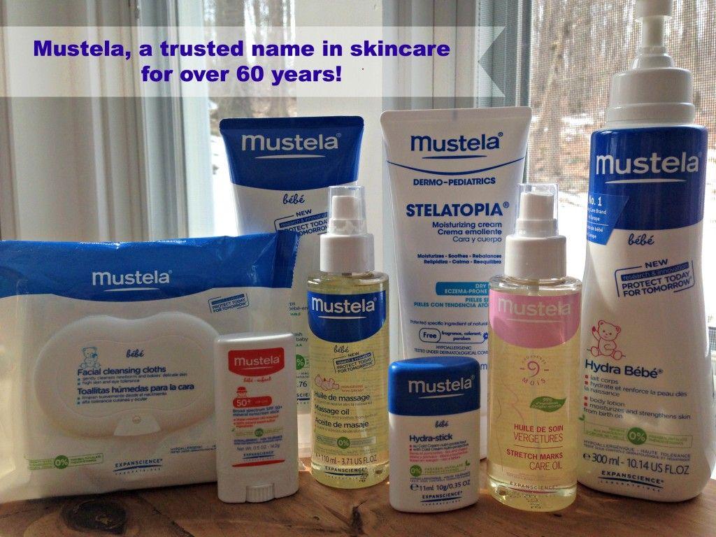 Mustela // Our Favorite Brand of Skincare Skin care