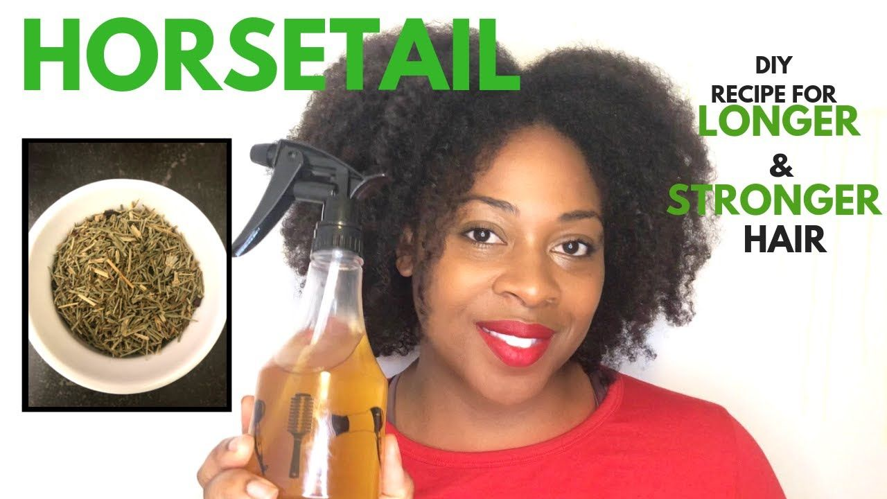 Horsetail for Faster Hair Growth| TipTuesday