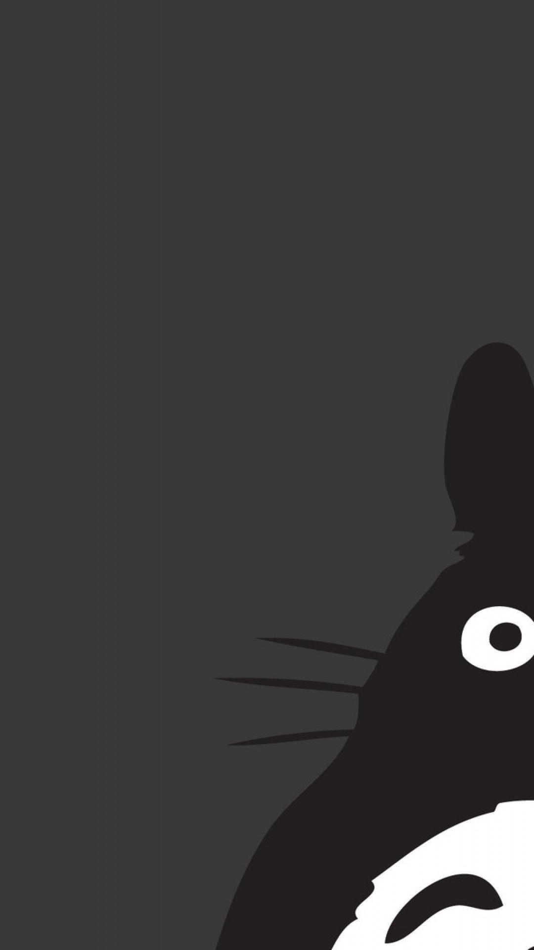 Totoro phone wallpaper background/graphics Pinterest