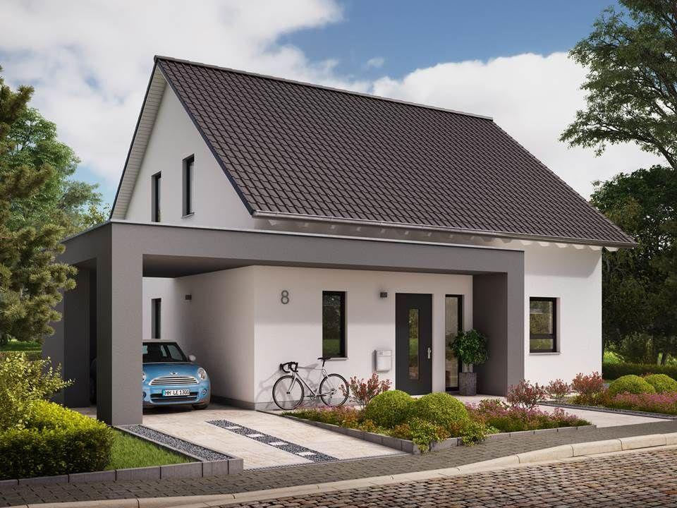 LifeStyle 2 - Baufamilien können den Grundriss des Hauses variieren ...