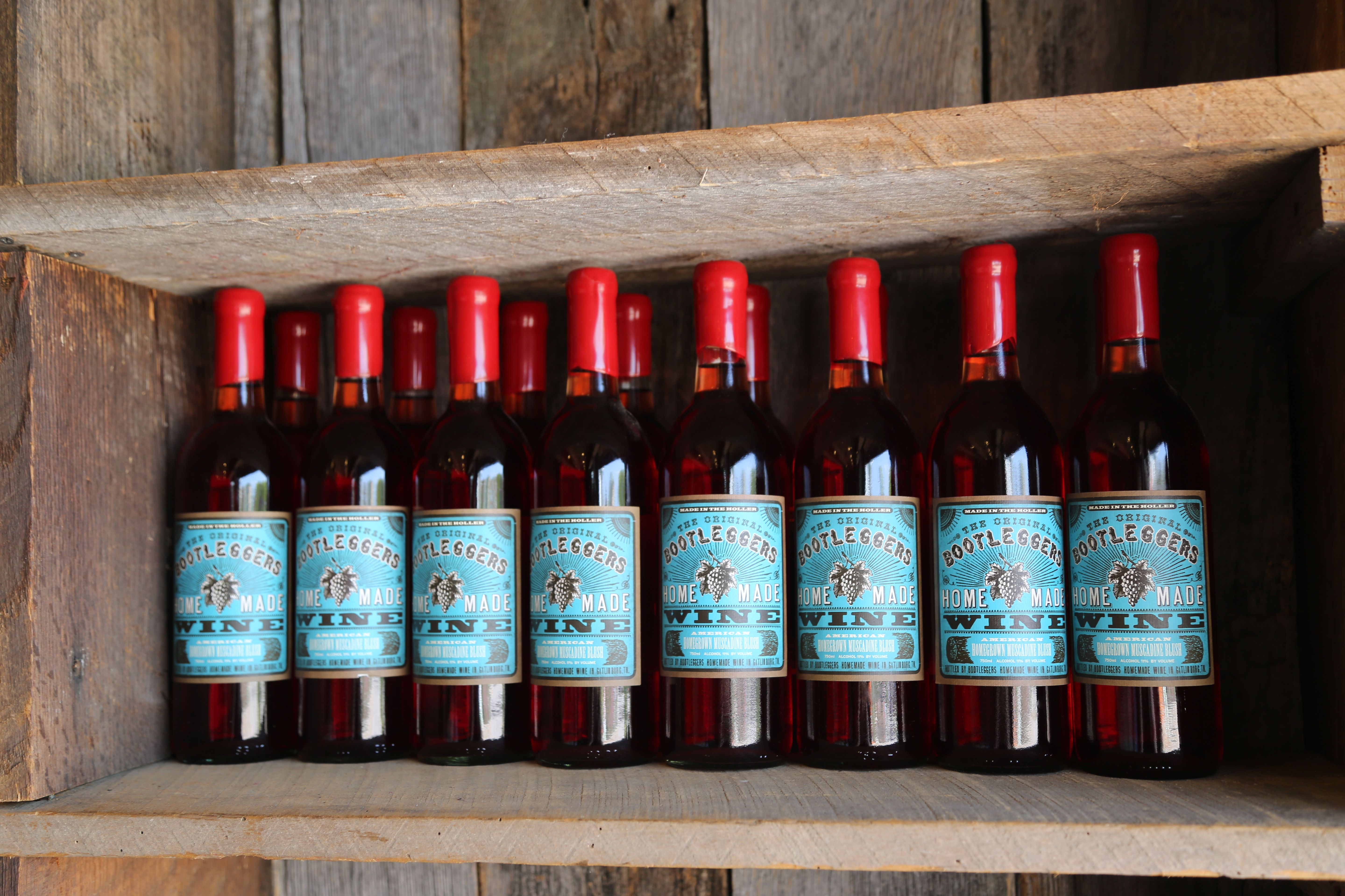 Bootleggers Winery at The Island in Pigeon Forge. Have you done a ...