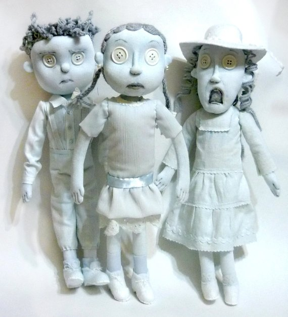 Ghost Children Dolls Coraline Doll Coraline Jones Coraline Aesthetic