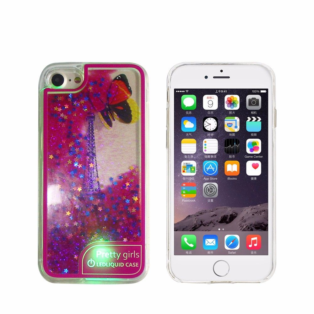 Being soft and protective, this is a nice #TPUcase for iPhone 6. Email: marketing@mocel-case.com Whatsapp: 0086 137 1039 2049 http://mocel-case.com/attractive-led-light-up-phone-case-for-iphone-6 #caseforiPhone6 #iPhone6case #phonecaseiPhone6 #ledlightupphonecase #ledphonecase