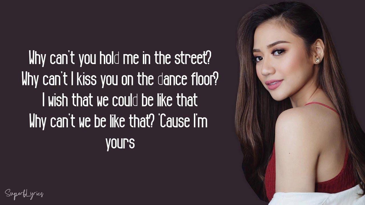 Morissette Secret Love Song Lyrics Secret Love Song Love Songs Lyrics Love Songs