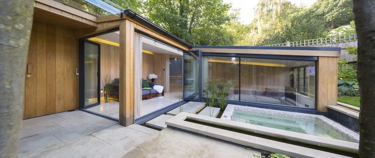 Beautiful And Luxurious Garden Space In Highgate By Folio Layout