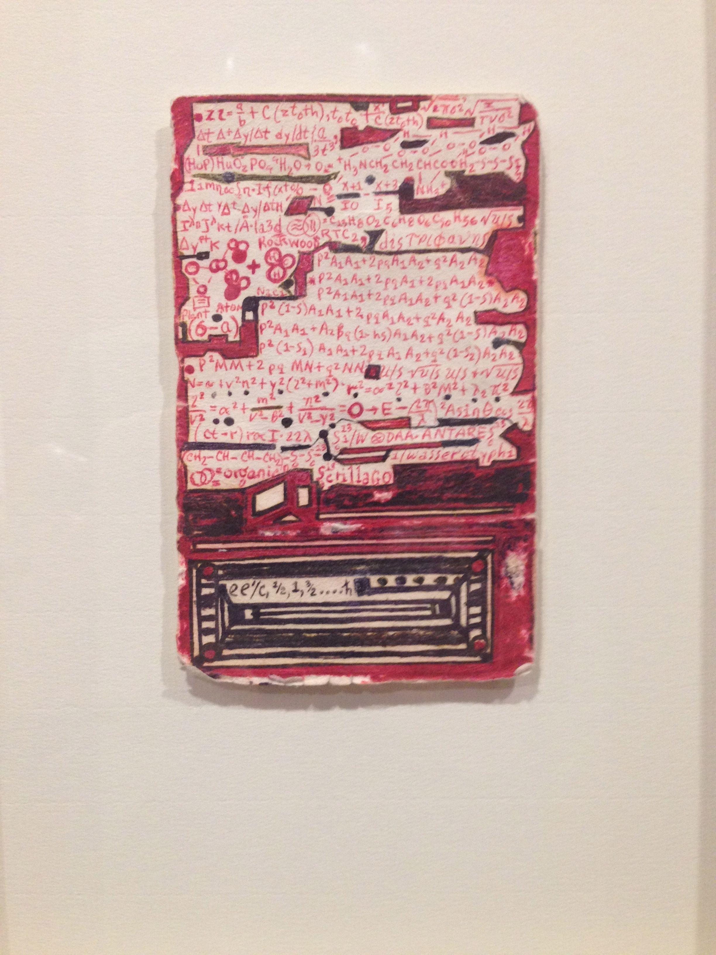 #Art Brut #La Maison Rouge