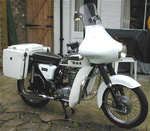 Old School Engine Rebuild Bsa Motorcycle British Motorcycles