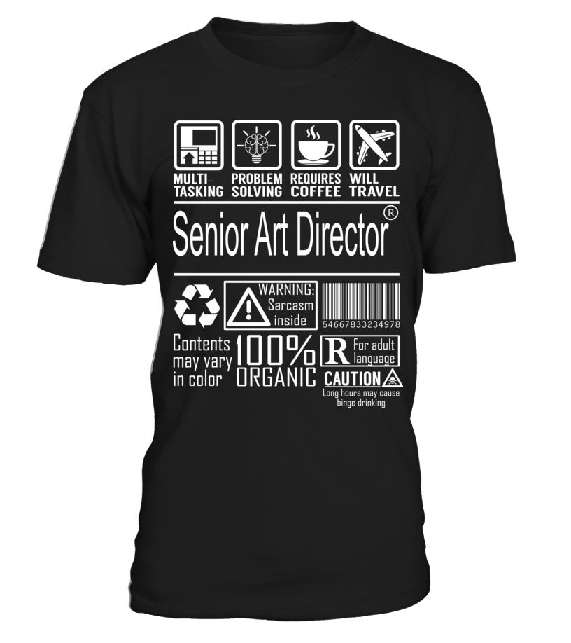 Senior Art Director - Multitasking