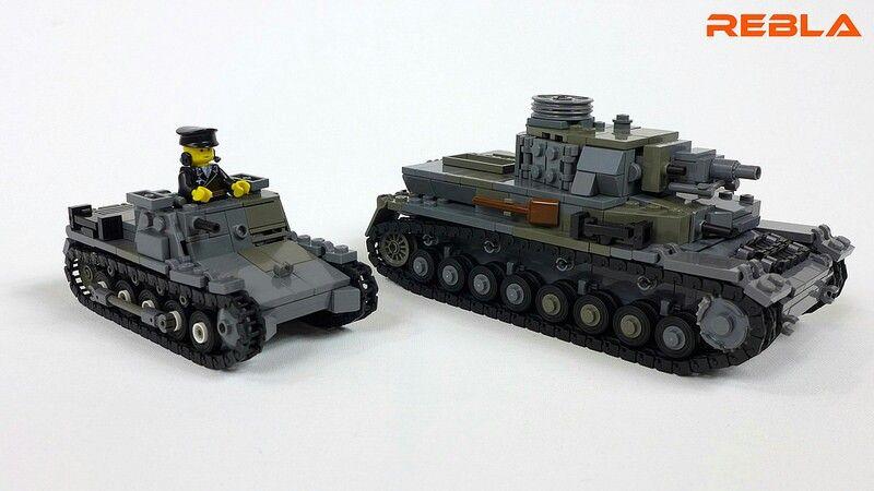 Custom Gray LAV 25 Marine Military Armored Vehicle made with real LEGO® bricks