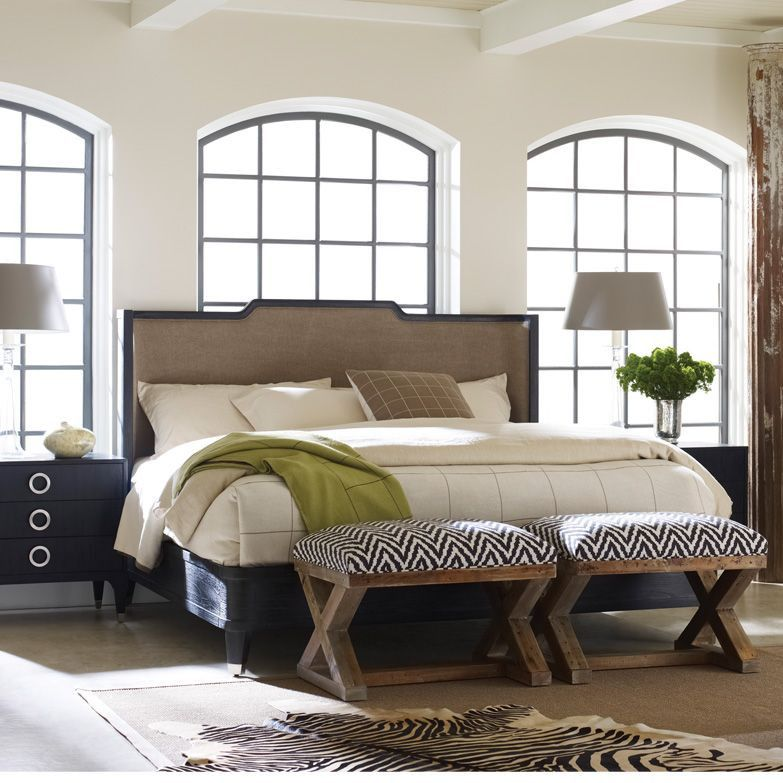 Brownstone Furniture Atherton Bed | Dormitorio