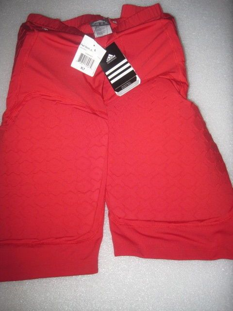 ADIDAS TECH FIT CLIMA 365 CLIMA COOL RED PADDED BASKETBALL