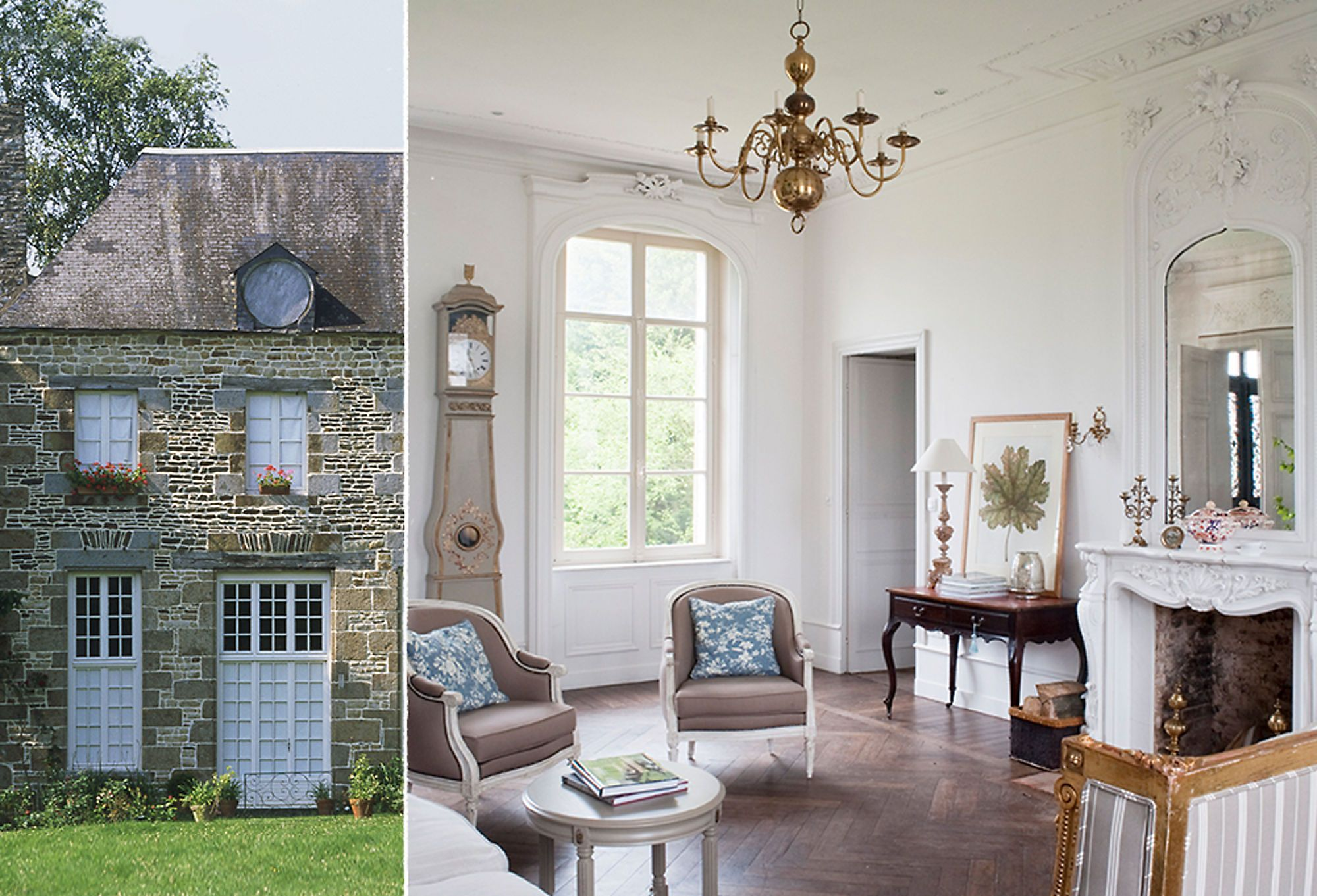 Inspired By Brittany, France Charming & Elegant Breton Style