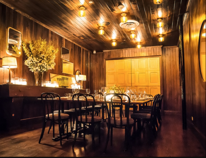 Best Private Dining Rooms In Nyc
